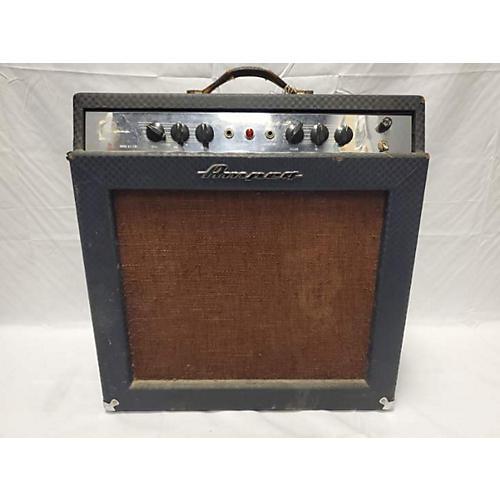 Ampeg 1960s Reverb Rocket Tube Guitar Combo Amp