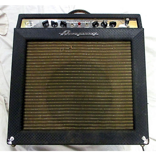 Ampeg 1960s Reverborocket GS12R Tube Guitar Combo Amp