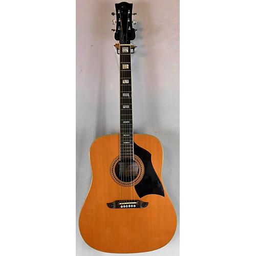 EKO 1960s Rio Bravo Acoustic Guitar