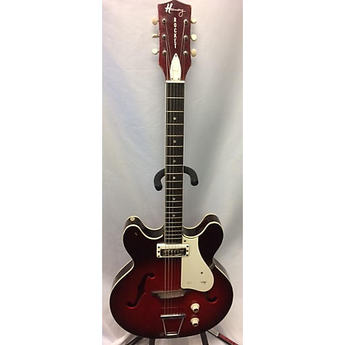 Harmony 1960s Rocket H-53 Hollow Body Electric Guitar