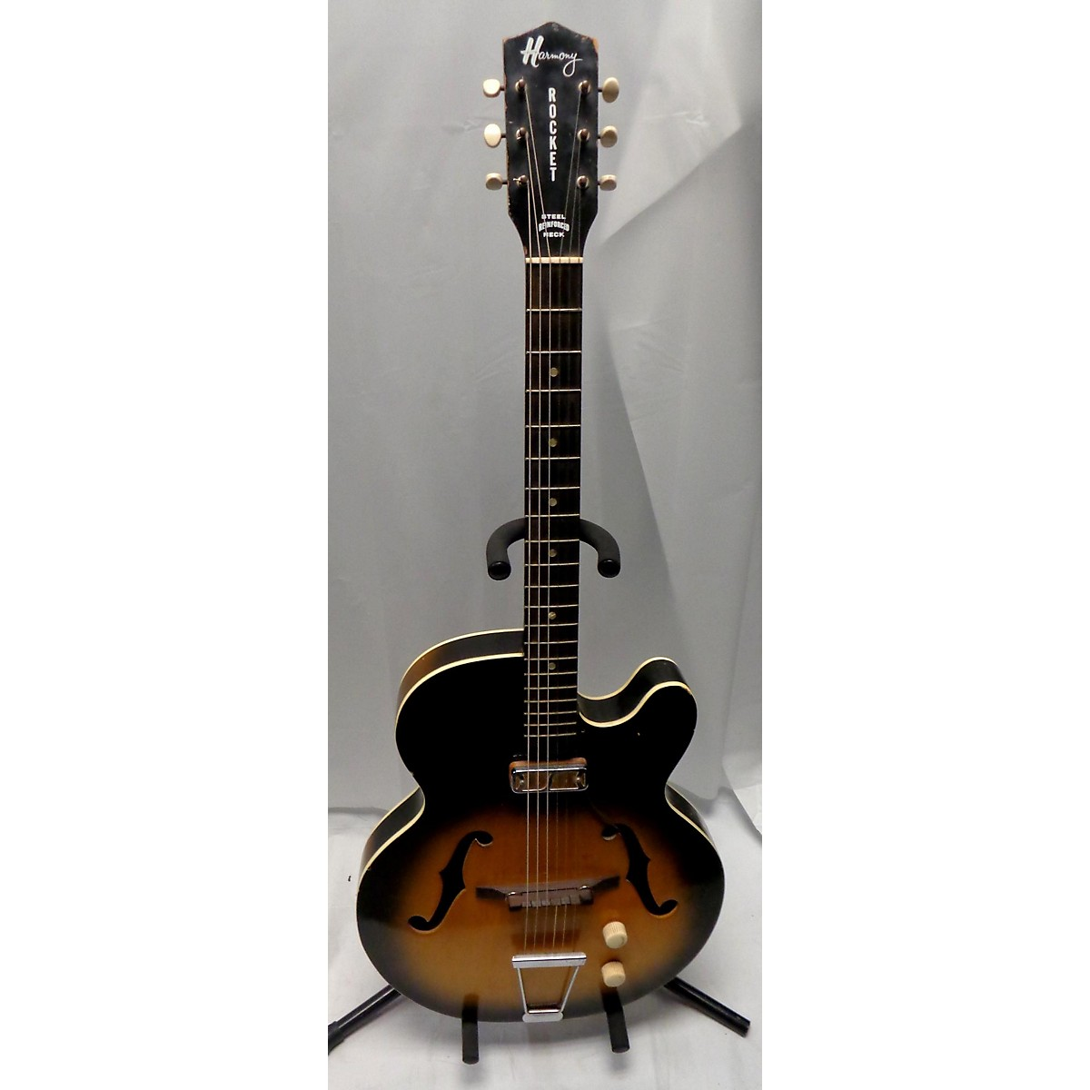 Harmony 1960s Rocket H53 Hollow Body Electric Guitar