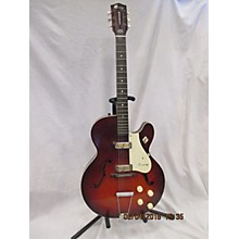 HARMONY 1960s Rocket II Hollow Body Electric Guitar