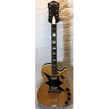 HARMONY 1960s Roy Smeck H-58 Hollow Body Electric Guitar