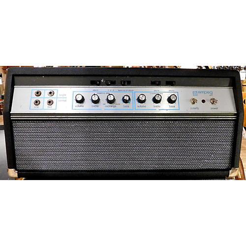 Ampeg 1960s SVT Tube Bass Amp Head