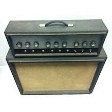 Silvertone 1960s Sears Tube Guitar Combo Amp