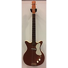 Danelectro 1960s Shorthorn Electric Bass Guitar