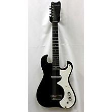 Silvertone 1960s Silvertone 1448 Amp In Case OHSC Solid Body Electric Guitar