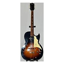 Kay 1960s Single Cutaway Hollowbody Hollow Body Electric Guitar