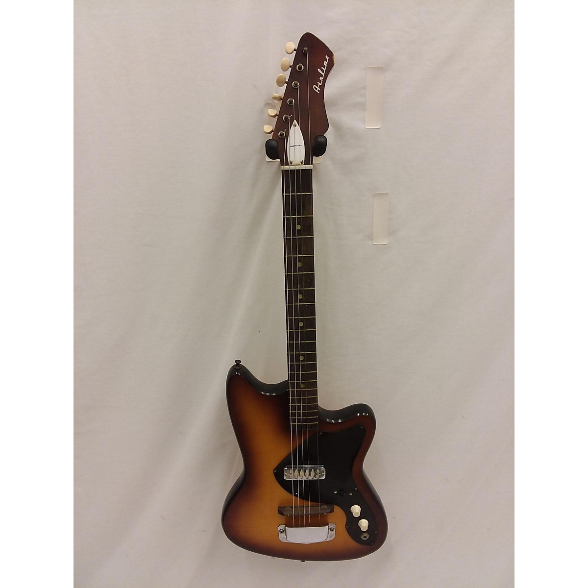 Airline 1960s Single PU Solid Body Electric Guitar