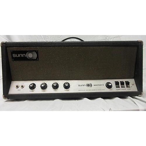Sunn 1960s Spectrum II Solid State Guitar Amp Head