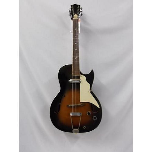 Kay 1960s Speed Demon Hollow Body Electric Guitar