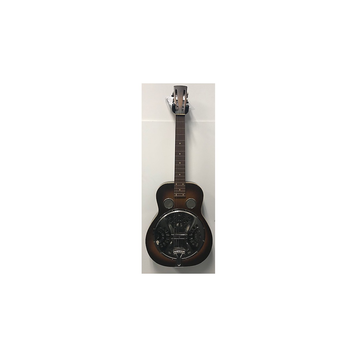 Regal 1960s Square Neck Resonator Acoustic Guitar
