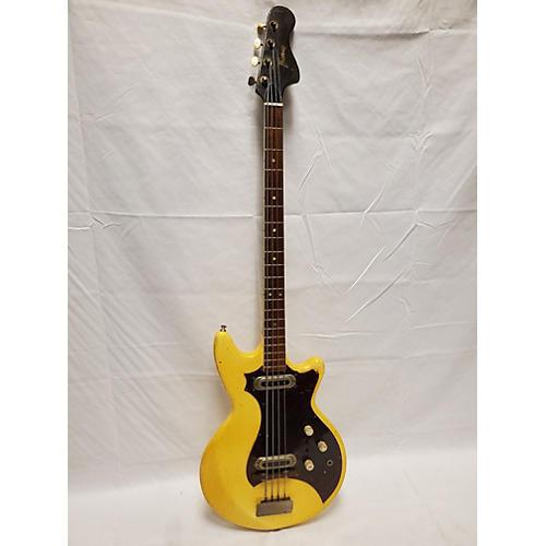 Framus 1960s Strato Star Bass Electric Bass Guitar