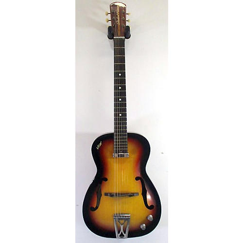 Vox 1960s Student Prince Hollowbody Hollow Body Electric Guitar