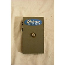 Univox 1960s Super Fuzz Effect Pedal
