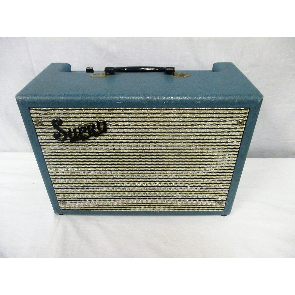 Supro 1960s Super Tube Guitar Combo Amp
