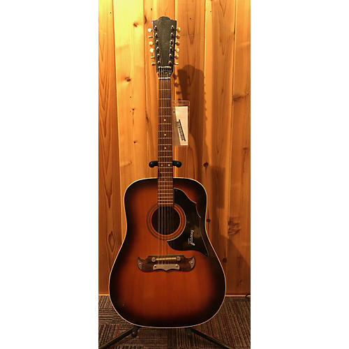 Framus 1960s TEXAN 12 STRING 12 String Acoustic Guitar