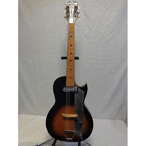 Kay 1960s TRUE VALUELEADER Solid Body Electric Guitar