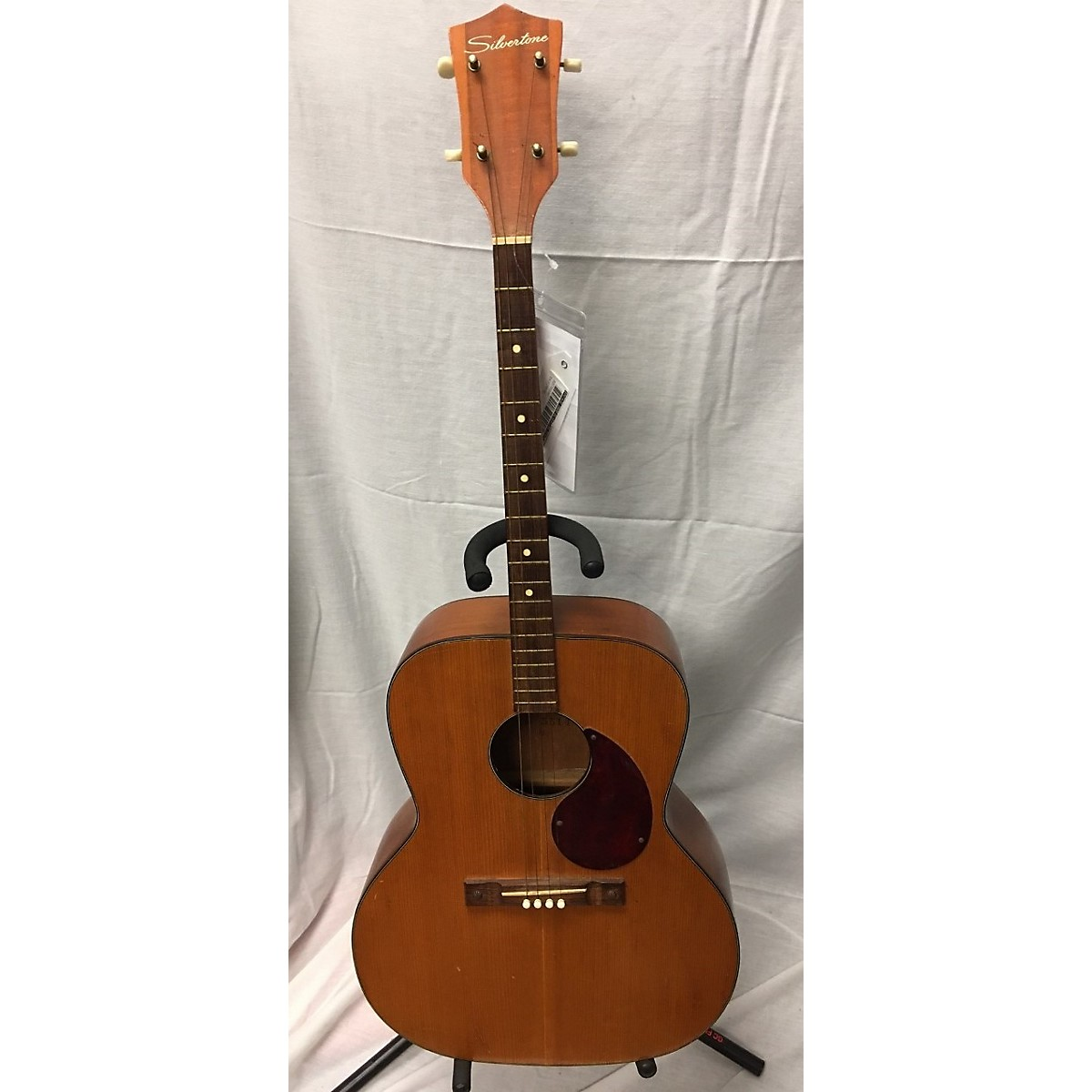 Silvertone 1960s Tenor Acoustic Guitar