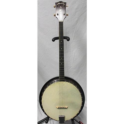 Harmony 1960s Tenor Banjo Banjo