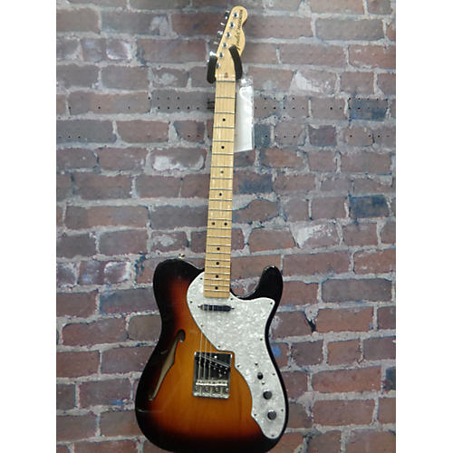 Fender 1960s Thinline Telecaster Hollow Body Electric Guitar