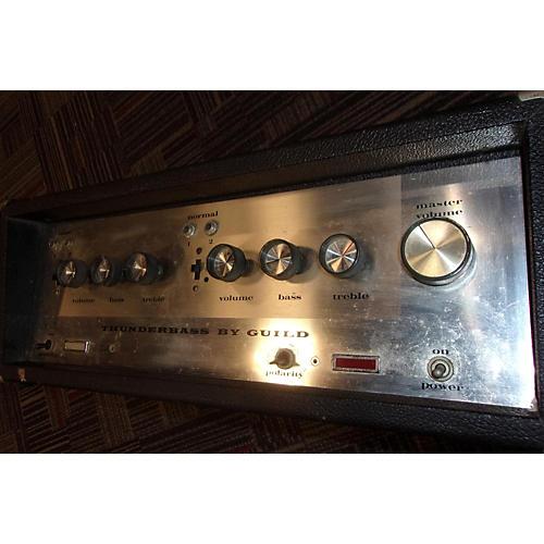 Guild 1960s Thunderbass Tube Bass Amp Head