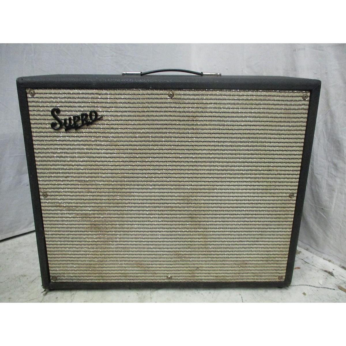 Supro 1960s Thunderbolt S6420B Tube Guitar Combo Amp