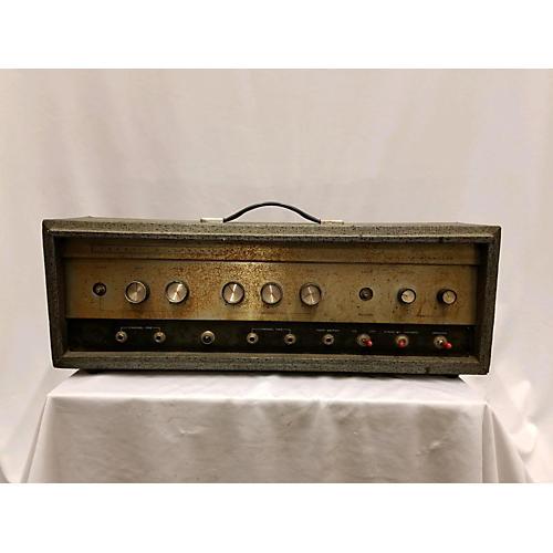 Silvertone 1960s Twin Twelve Tube Guitar Amp Head