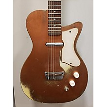 Silvertone 1960s U1 Solid Body Electric Guitar