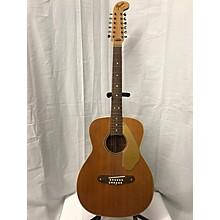 Fender 1960s VILLAGER 12 String Acoustic Guitar
