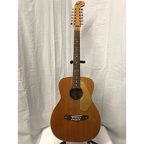 Fender 1960s VILLAGER 12 String Acoustic Guitar