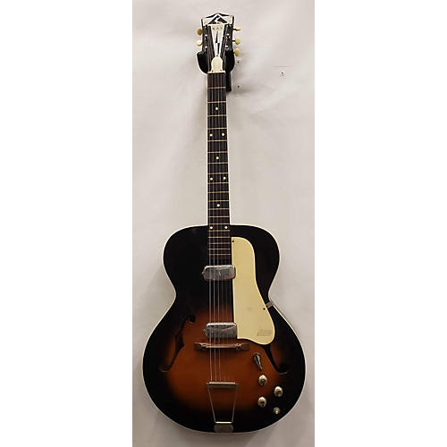 Kay 1960s Value Leader Hollow Body Electric Guitar