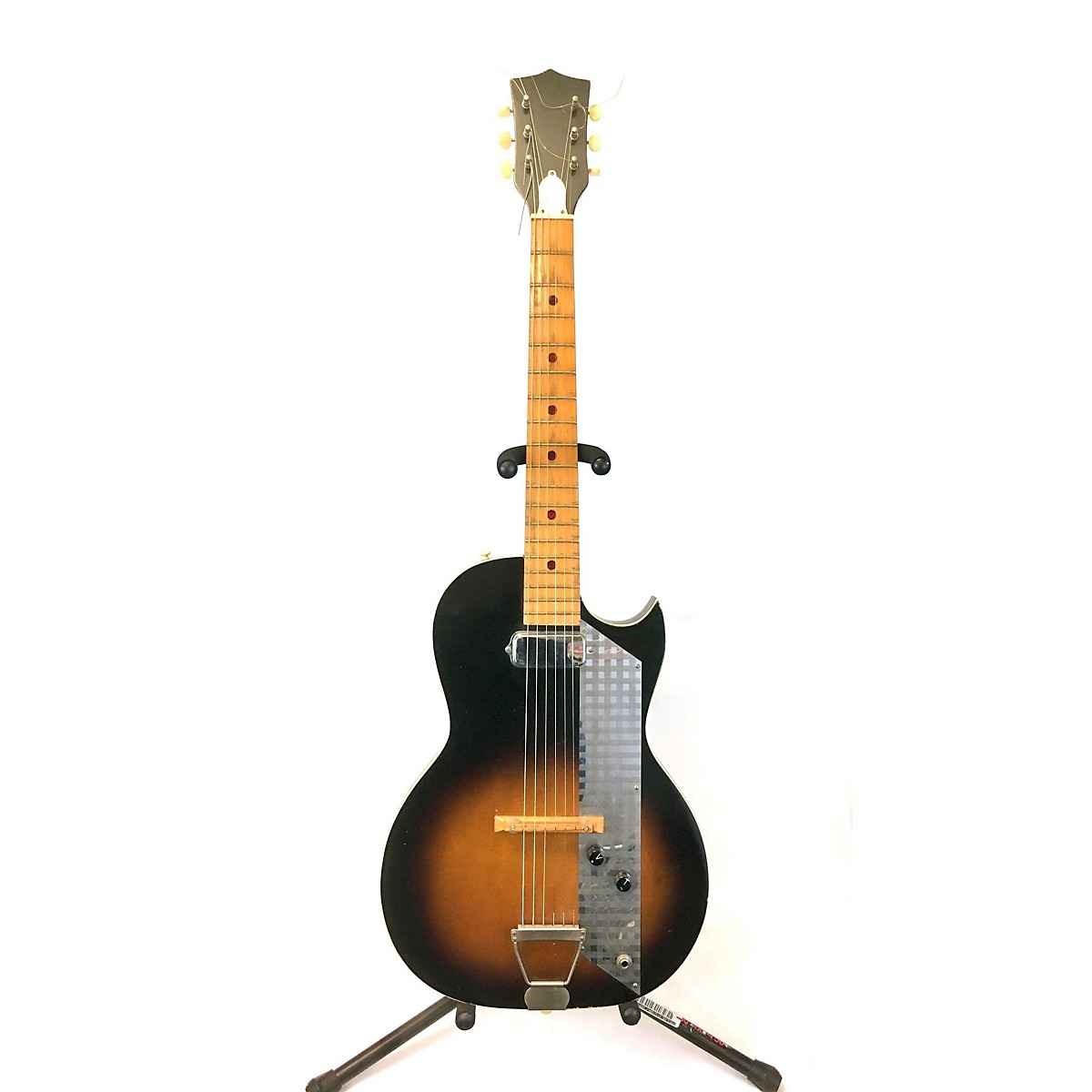 Kay 1960s Value Leader Solid Body Electric Guitar