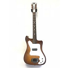 Kay 1960s Vanguard Solid Body Electric Guitar