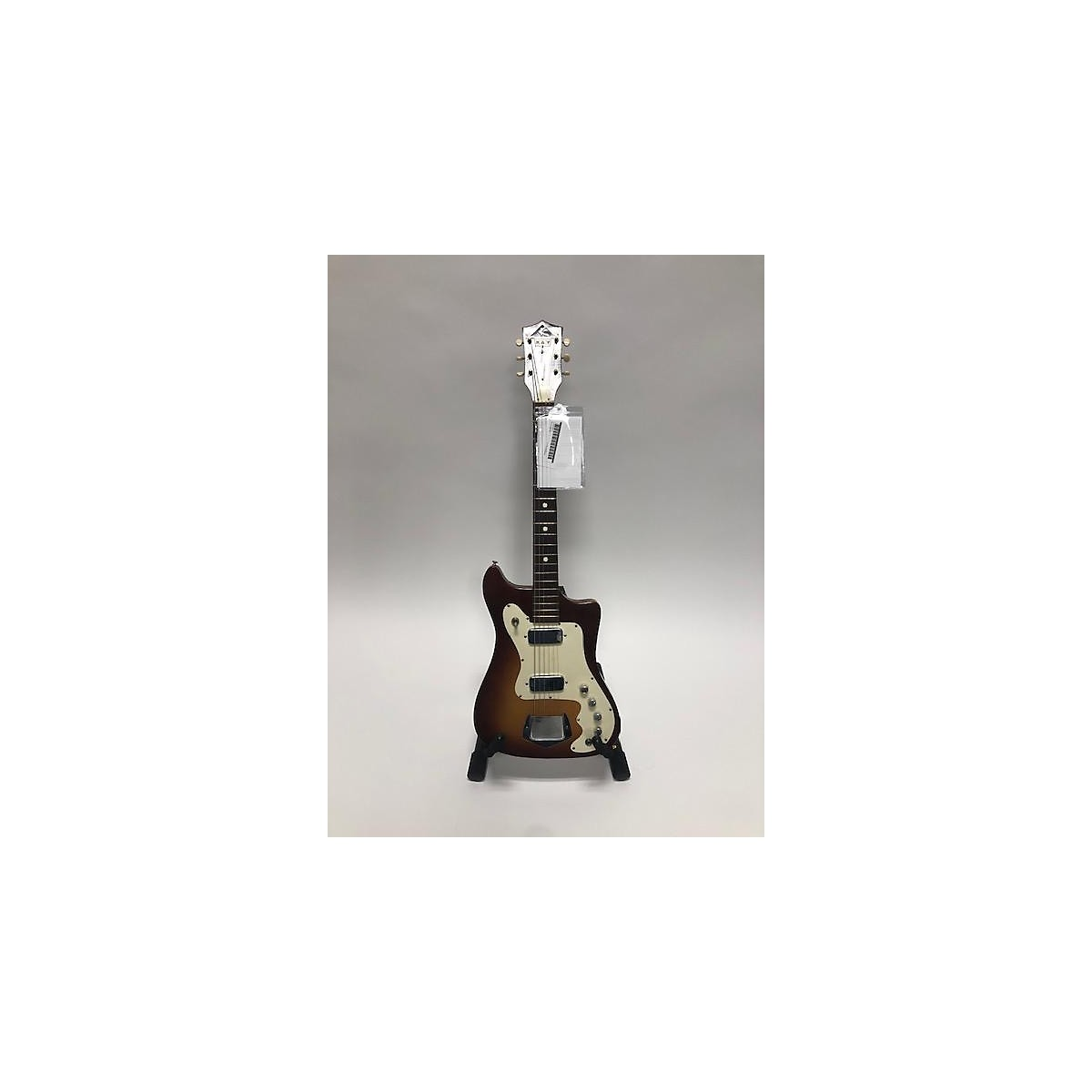 Kay 1960s Vanguard Solid Body Electric Guitar