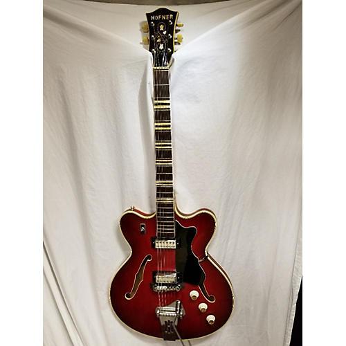 Hofner 1960s Verythin Hollow Body Electric Guitar