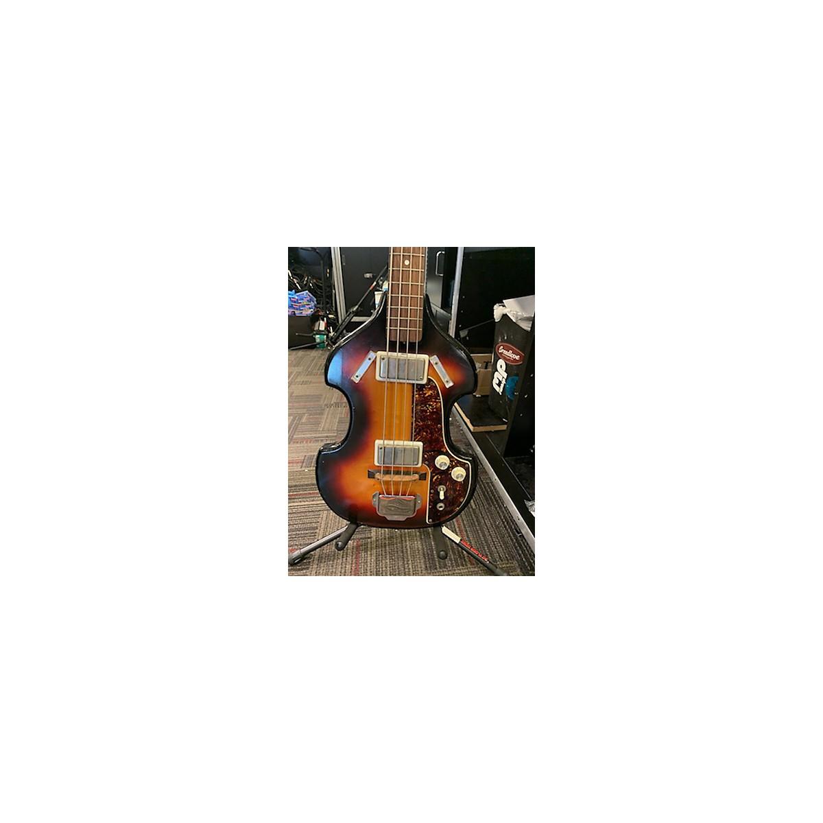 Supro 1960s Violin Bass Electric Bass Guitar