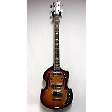 Teisco 1960s Violin Electric Bass Guitar