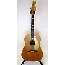 Fender 1960s WILDWOOD I Acoustic Guitar