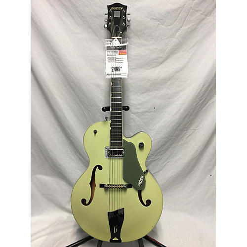 Gretsch Guitars 1961 1961 Gretsch Anniversary Tan OHSC Acoustic Electric Guitar