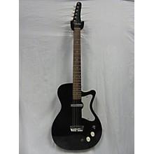 Silvertone 1961 1961 Silvertone U-1 Black Solid Body Electric Guitar