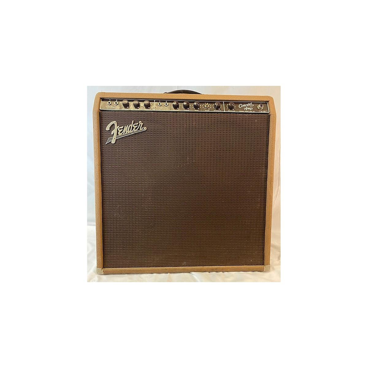 Fender 1961 CONCERT Tube Guitar Combo Amp