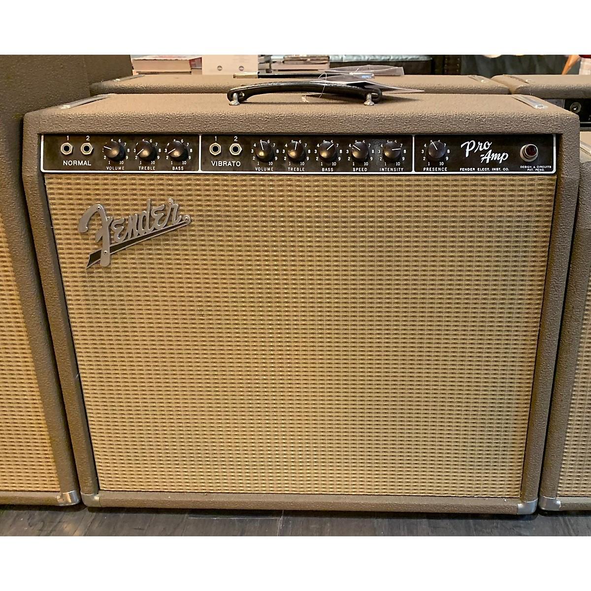 Fender 1961 PRO Tube Guitar Combo Amp