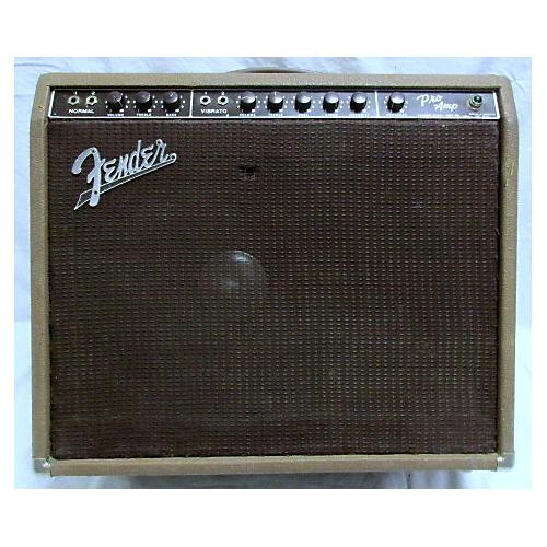 Fender 1961 Pro Amp Tube Guitar Combo Amp