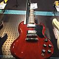 Gibson 1961 Reissue SG Solid Body Electric Guitar thumbnail