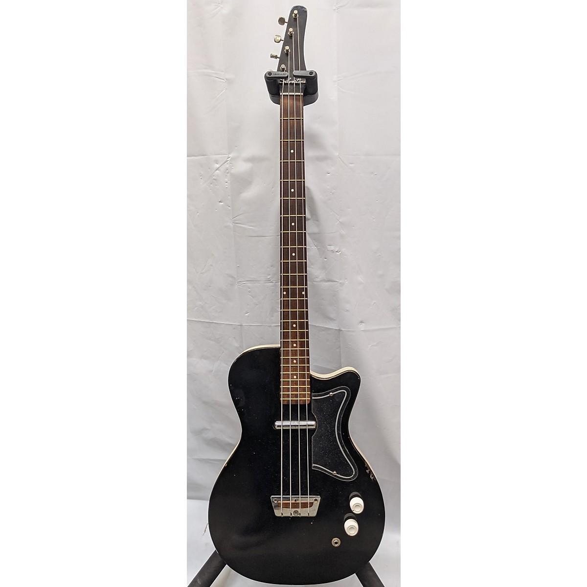 Silvertone 1962 1444 Electric Bass Guitar