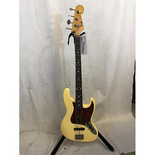 Fender 1962 1962 Jazz Bass 3 Knob Electric Bass Guitar