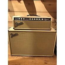 Fender 1962 Bandmaster Head & Cab Tube Guitar Amp Head