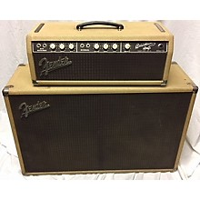 Fender 1962 Bassman Amp Head And Cab Tube Guitar Amp Head