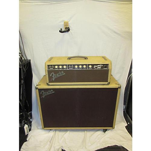 Fender 1962 Bassman Head And Cab Tube Guitar Amp Head
